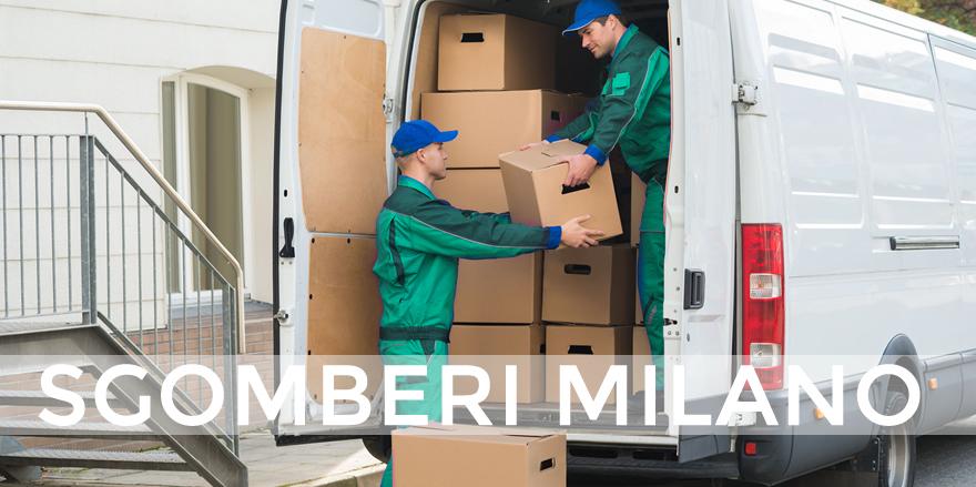 Sgomberi da professionisti a Milano - Sgomberi Cimiano Milano